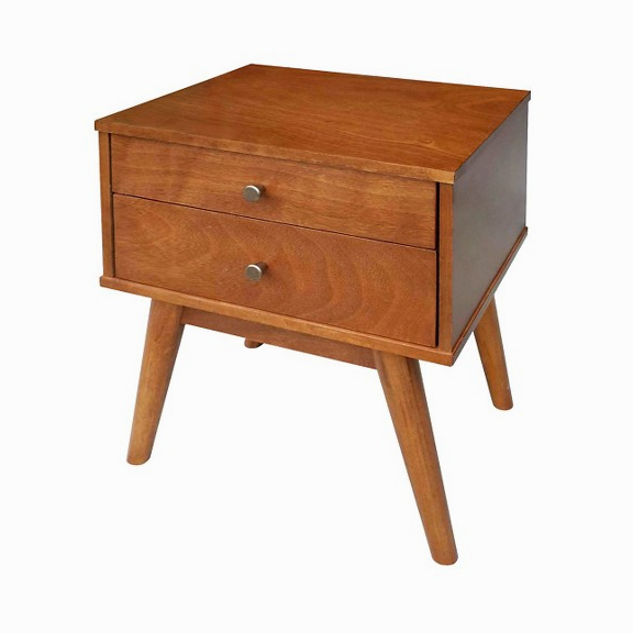 Night Stand • $99 - TARGET • MID CENTURY FURNITURE COLLECTION — OLD BRAND NEW