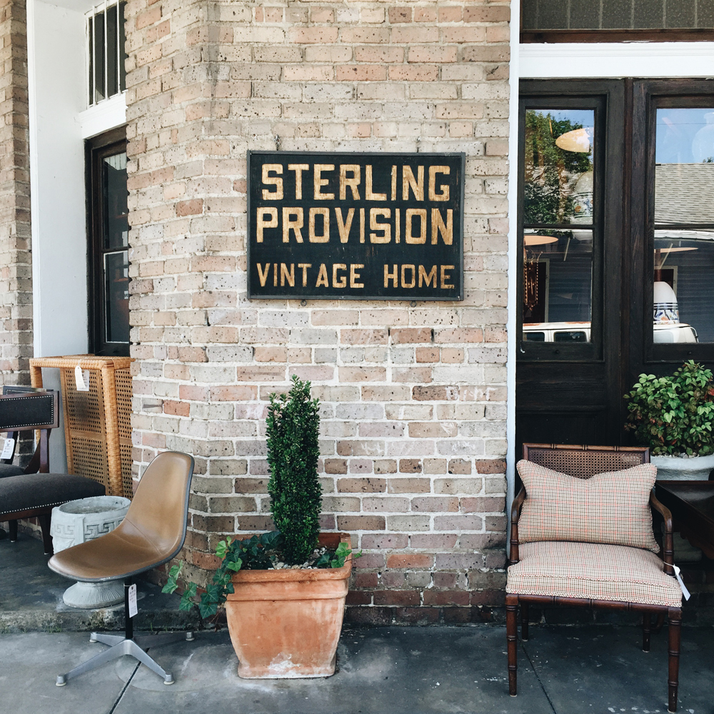Sterling Provisions • 2402 Royal Street, New Orleans, LA
