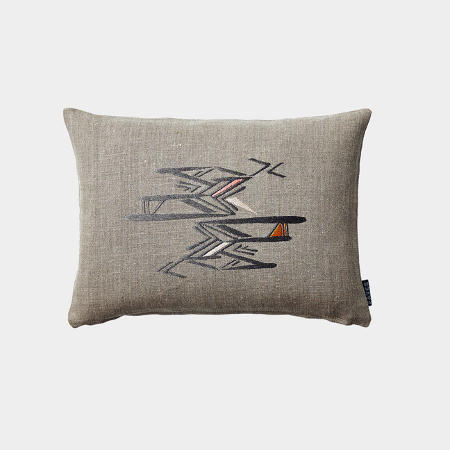 Fayce Textiles pillow