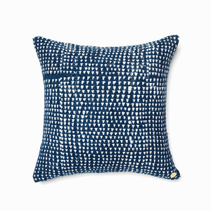 Indigo Dyed Pillow