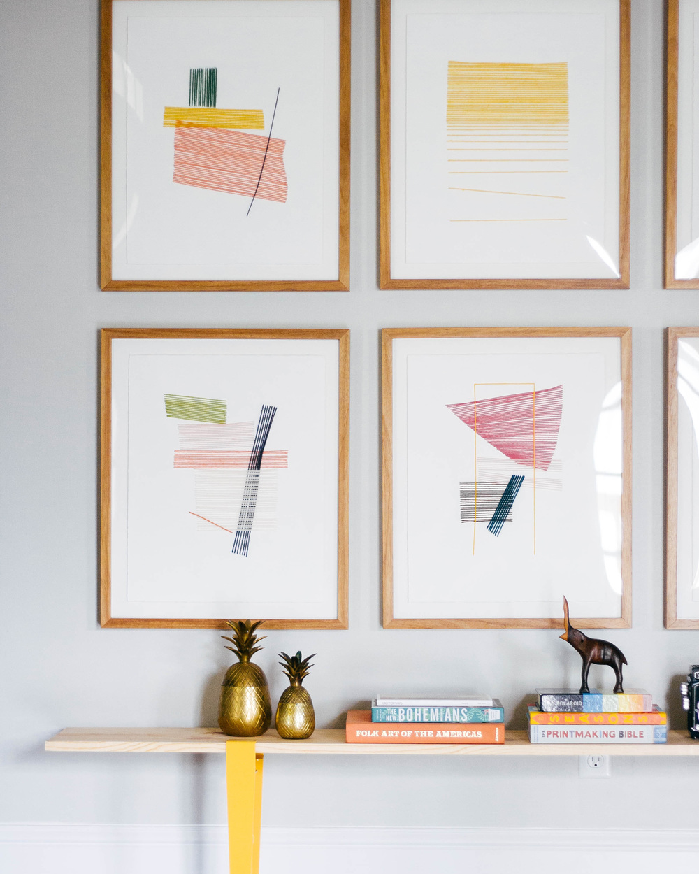 New Works • Simply Frames Makes it Fun & Easy to Hang Art — OLD ...