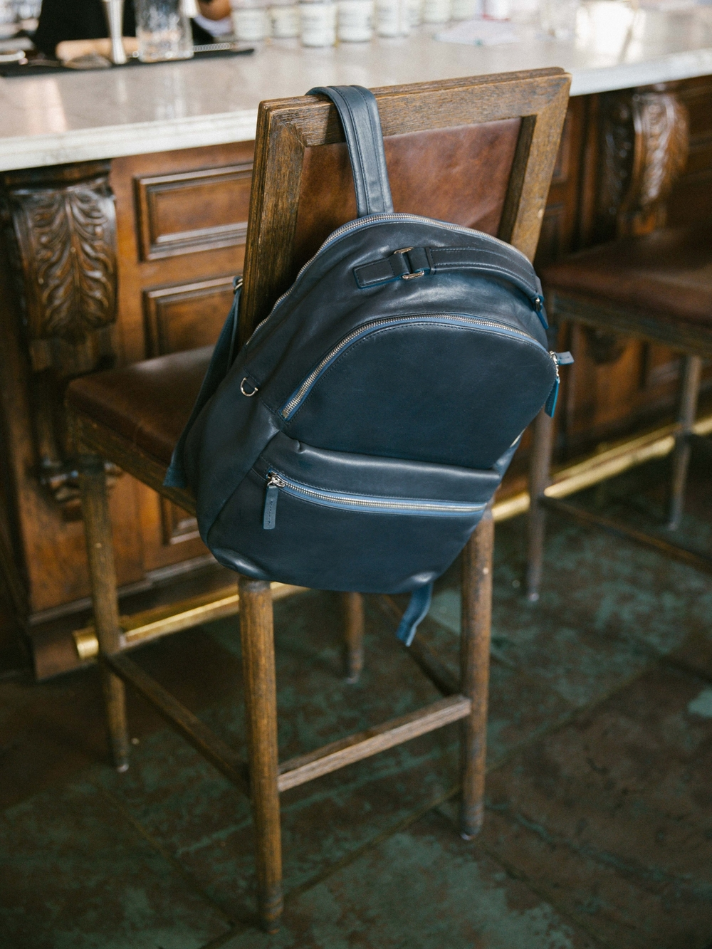 SHINOLA FALL 2015 LEATHER COLLECTION
