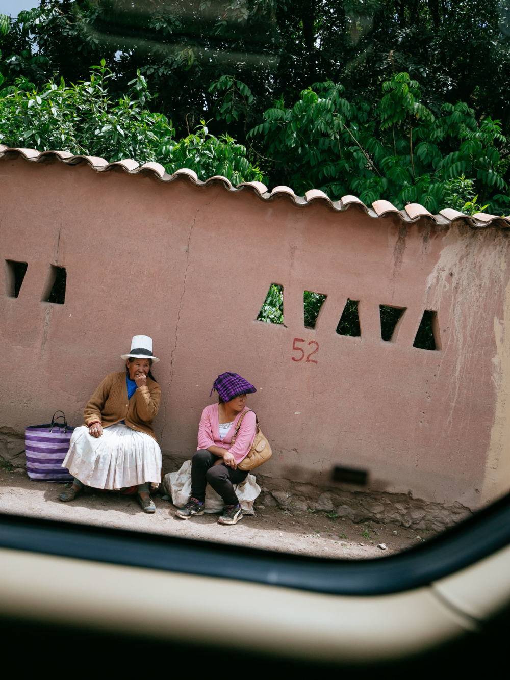Fleeting Moments in Peru