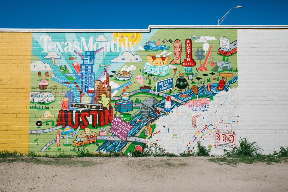 Old Brand New in Austin