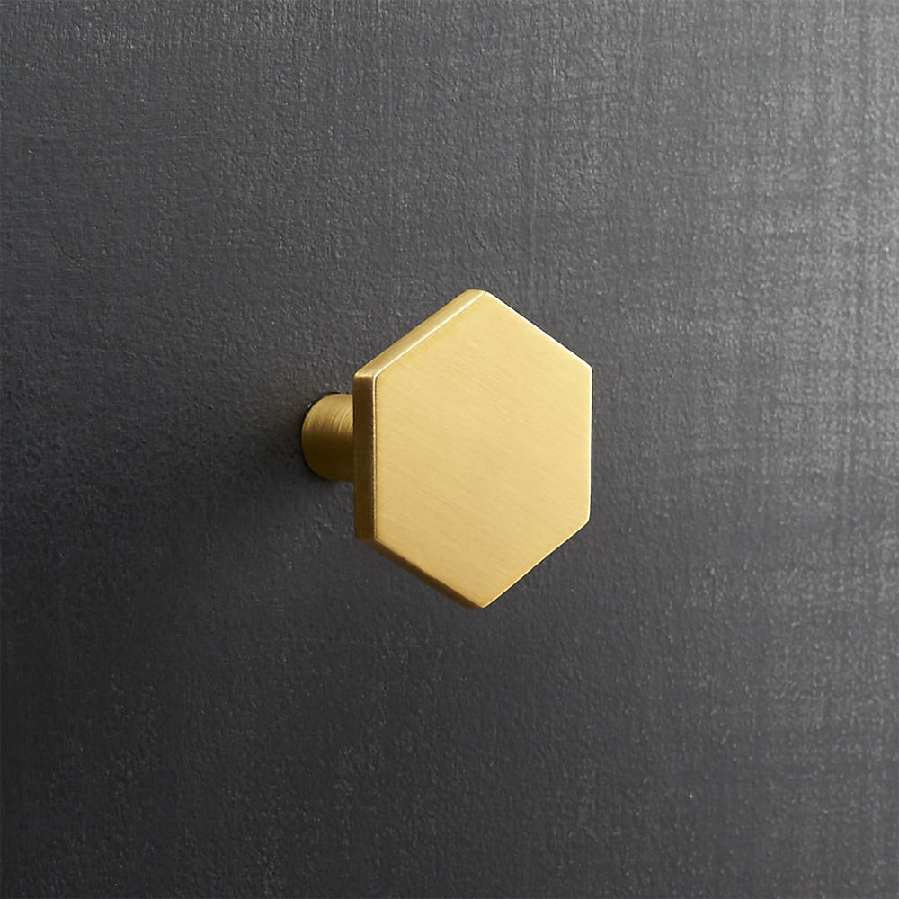 Hex Drawer Pull