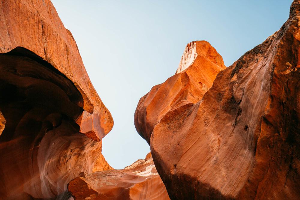 Canyon Crawl •Antelope Canyon
