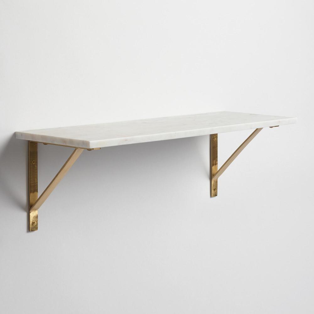 Marble Shelf $32