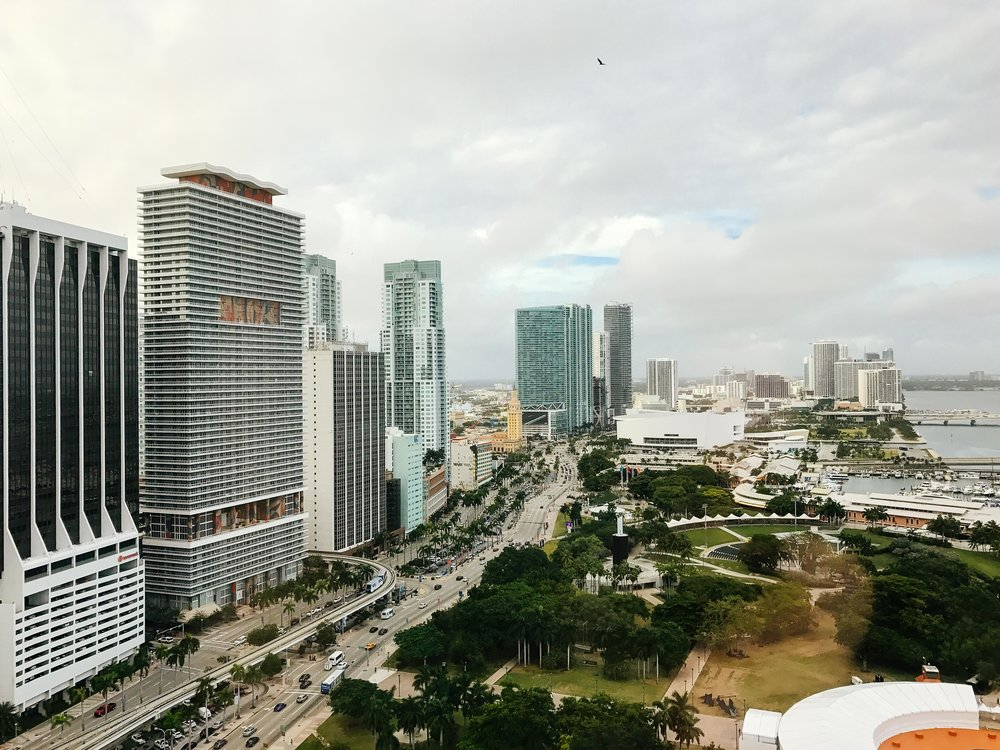 Old Brand New •Art Basel with InterContinental Miami