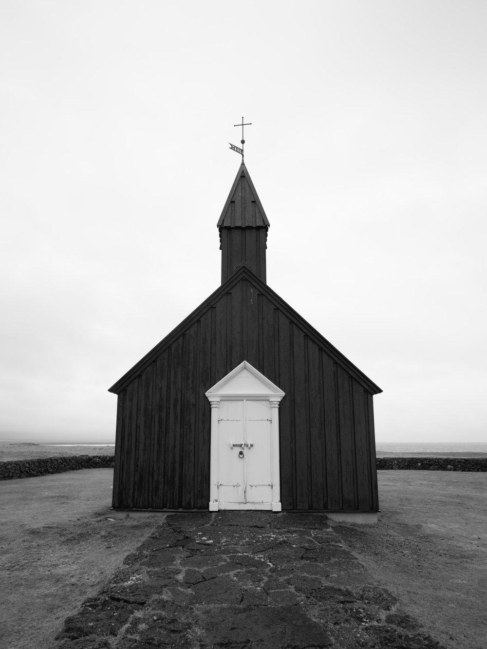 Búðir Church