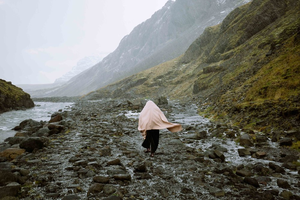 Old Brand New • Fleeing Moments in Iceland