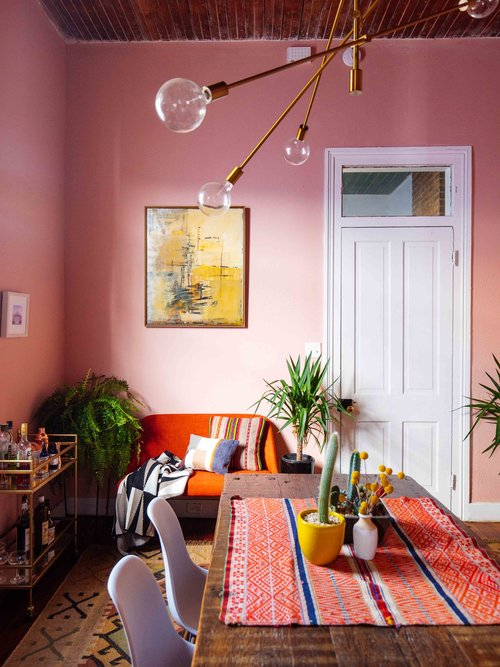 Probably This\' Vibrant New Orleans Home — OLD BRAND NEW