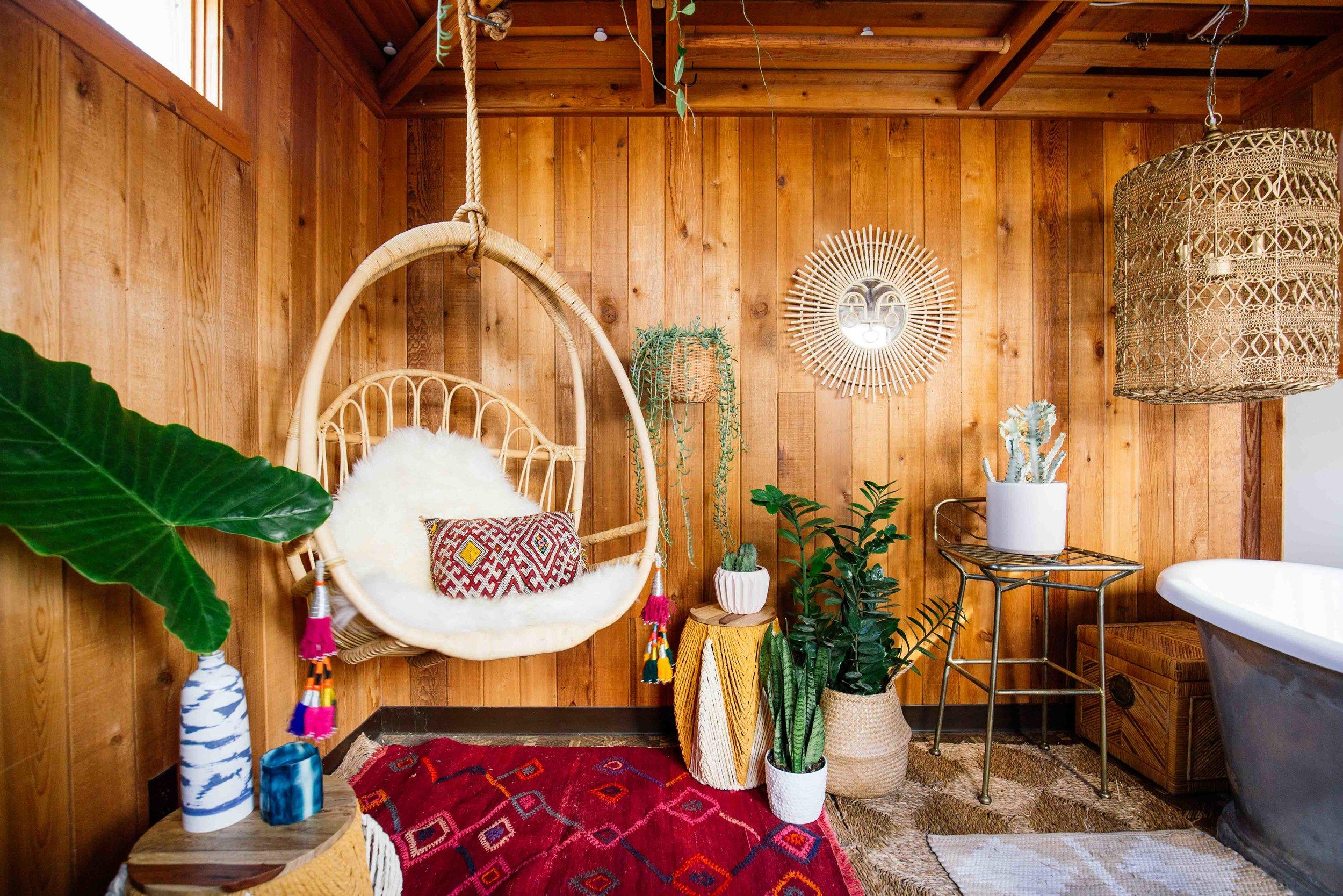 Justina Blakeney Furniture Collection For Selamat Designs