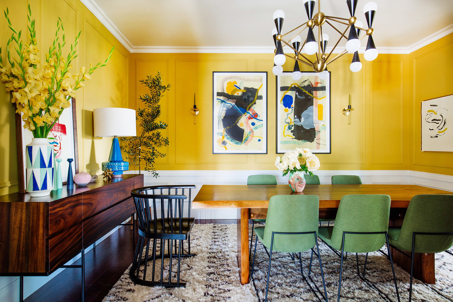 One Room Challenge Week 6 • Dining Room Reveal — OLD BRAND NEW