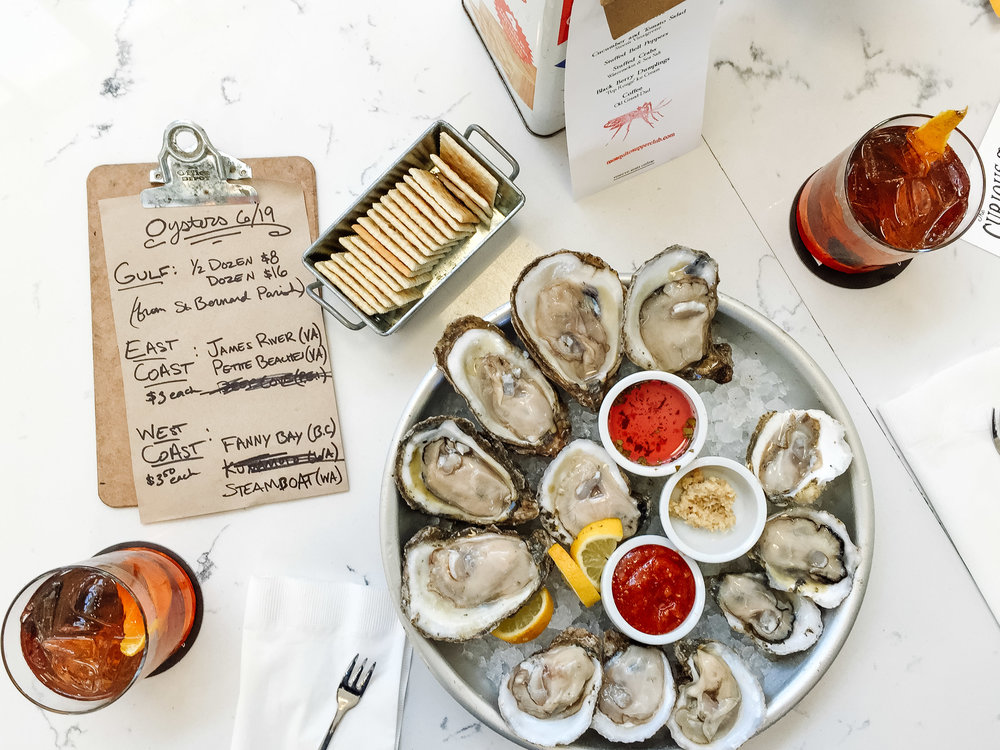 Elysian Oyster Bar   at St. Roch Market