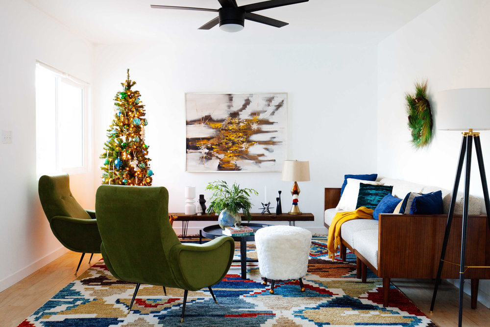 a bohemian holiday made easy with overstock old brand new