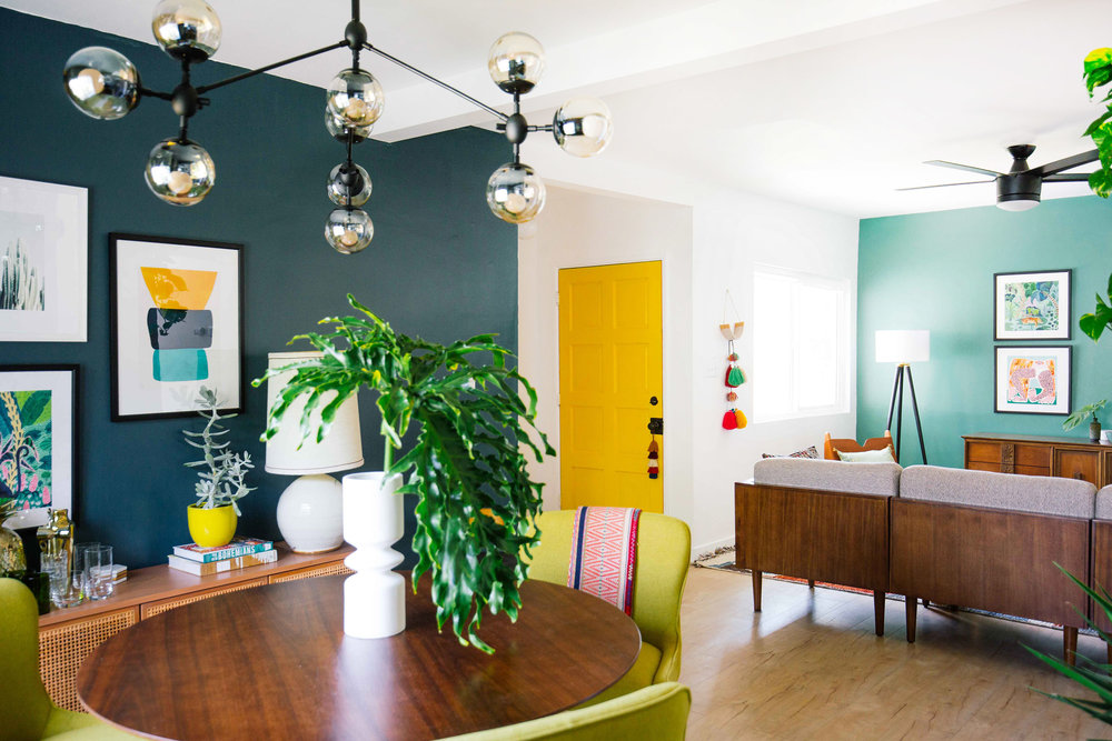 How To Use Color In An Open Floor Plan Old Brand New