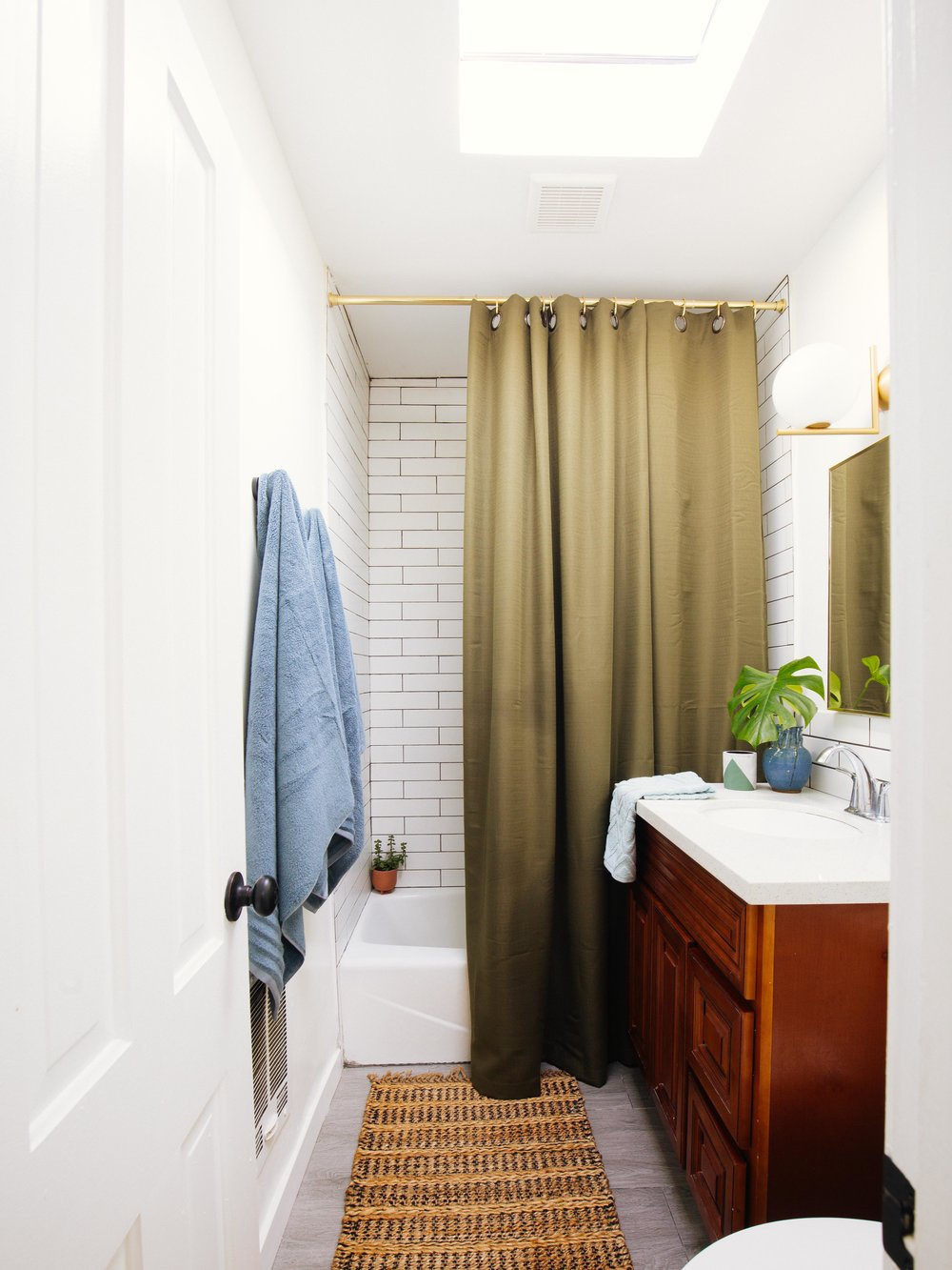 Small Bathroom Refresh