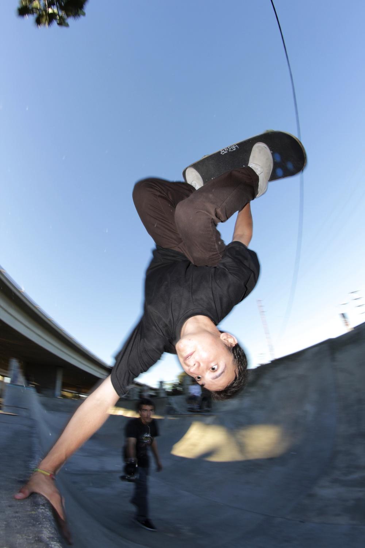 Ronnie Sandoval. Photo: Nick Salgado