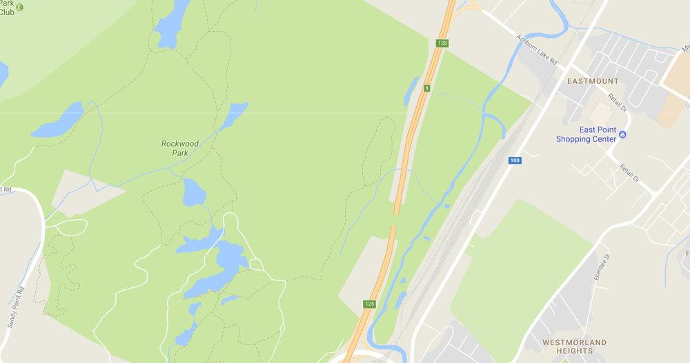 Proposed Rockwood Park Expansion