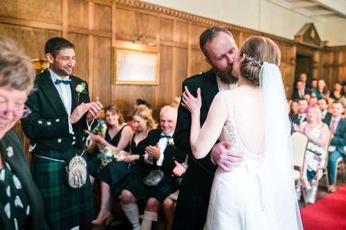 Ellingham Hall Fun Wedding — Paul Liddement: North East