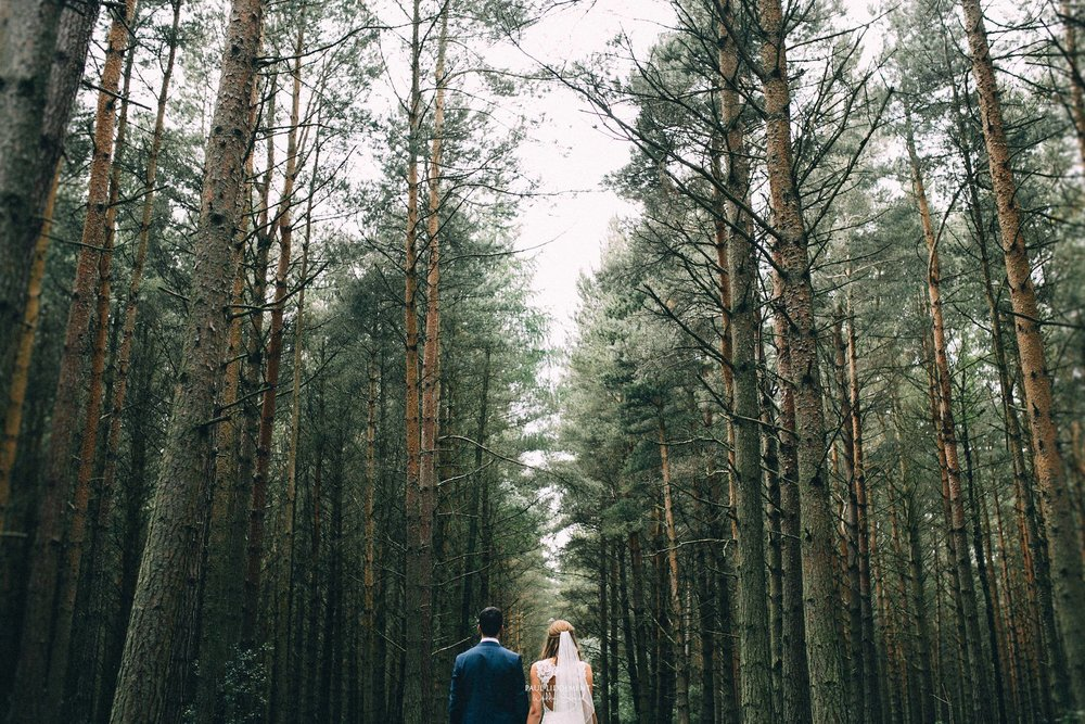 Natural Retreats Wedding Photos