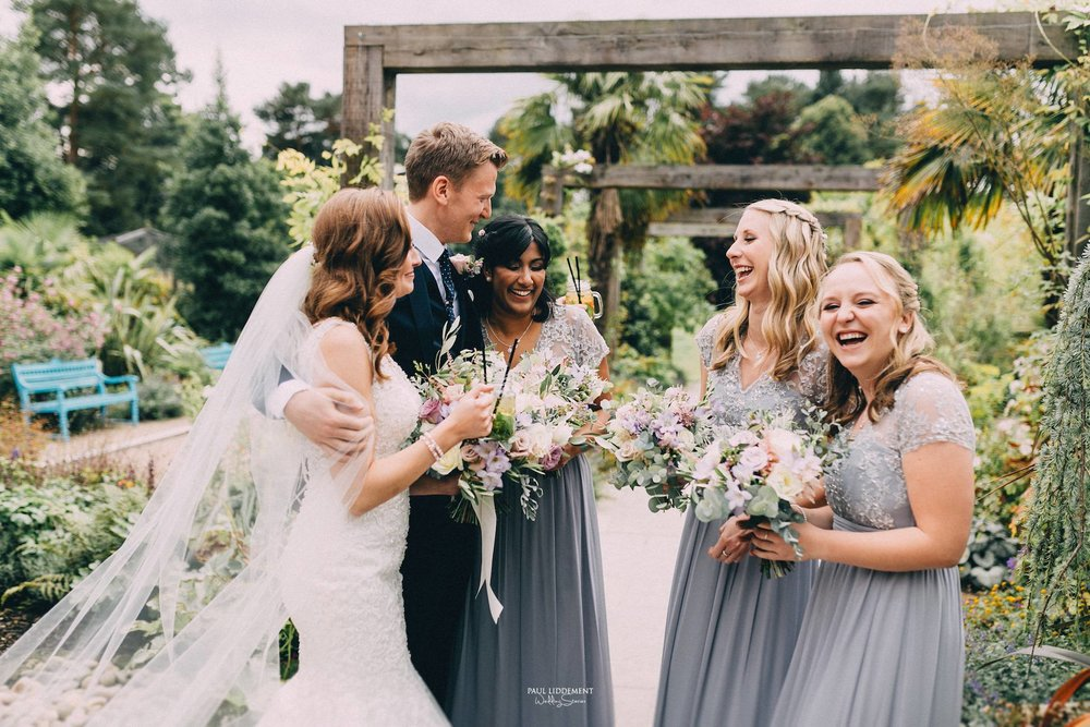 Yorkshire Heart Vineyard Wedding Photos