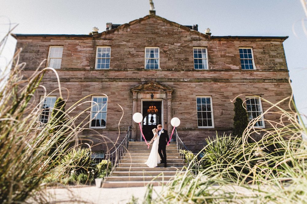 Ormesby Hall Wedding Photos