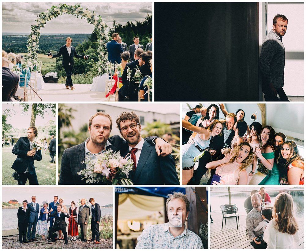 With over 250 weddings in the books in only 4 years, all of this is because of the fantastic people I meet in my journey...