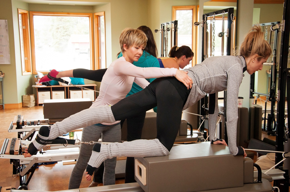 Apprentice Pilates Sessions are 20% off the full rate