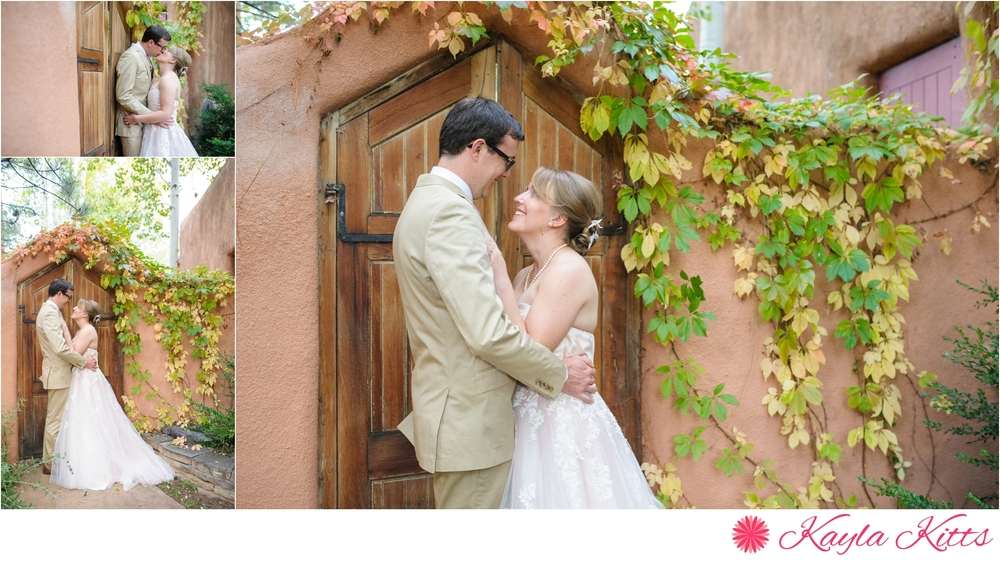 albuquerque wedding photographer - taos wedding - el monte sagrado wedding - new mexico wedding - alfred angelo dress - origami favors