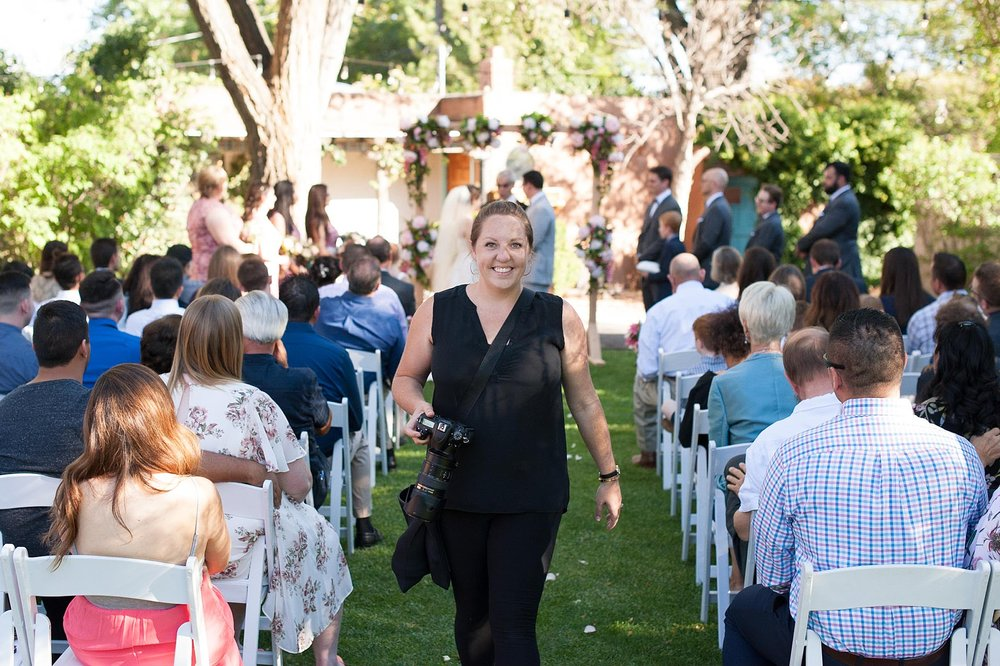 albuquerque wedding photographer casas de suenos best venue outdoor ceremony behind the scenes kayla kitts summer