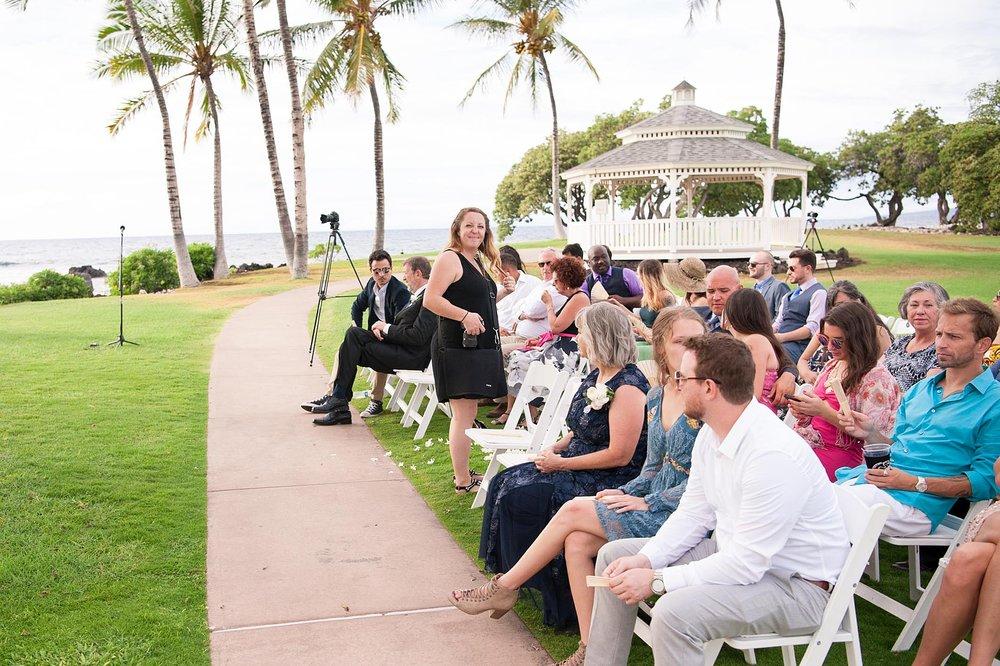 albuquerque wedding photographer beach fairmont orchid kona hawaii destination wedding elopement best venue outdoor ceremony behind the scenes kayla kitts summer