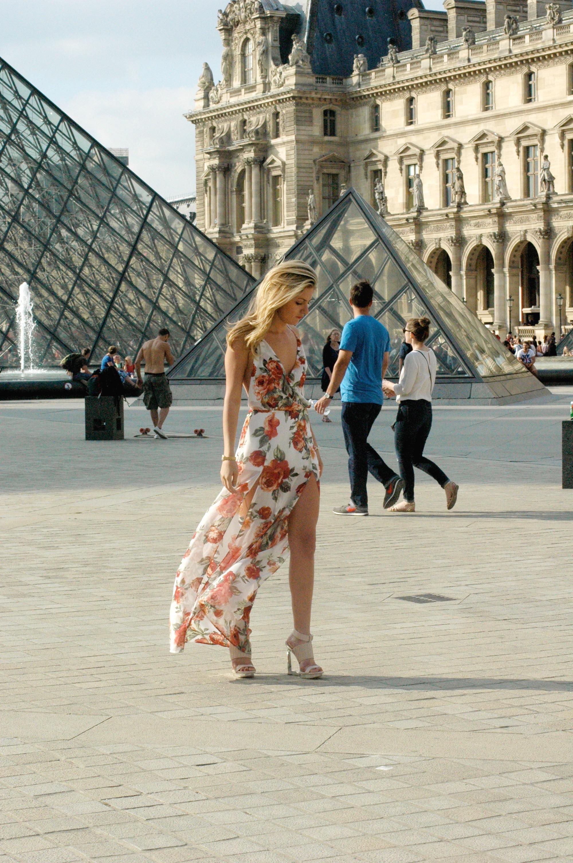 It's a Louvre Affair....