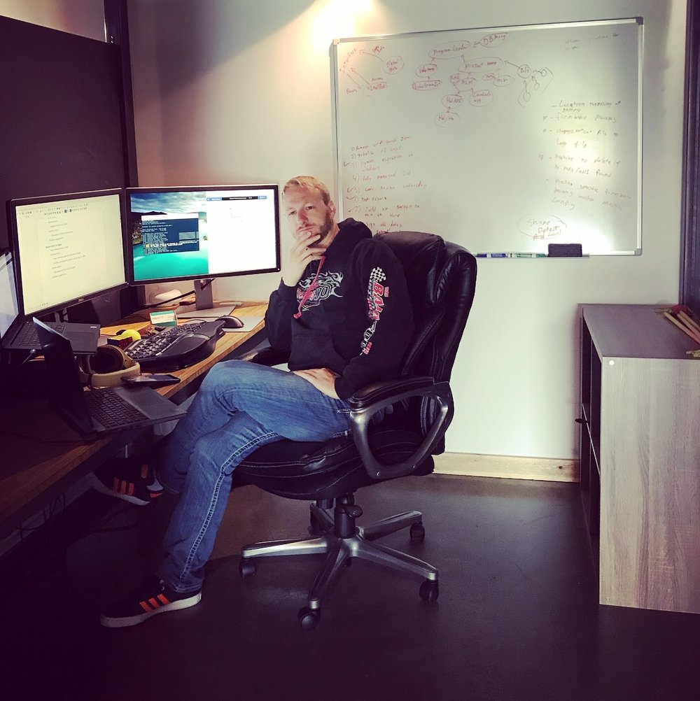 "Luke Dupin | Sr. Software Engineer – ""I obsess over simple elegant solutions."""