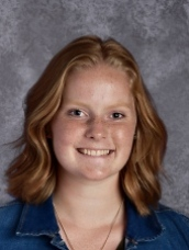 Sophie Bulldog student of the month
