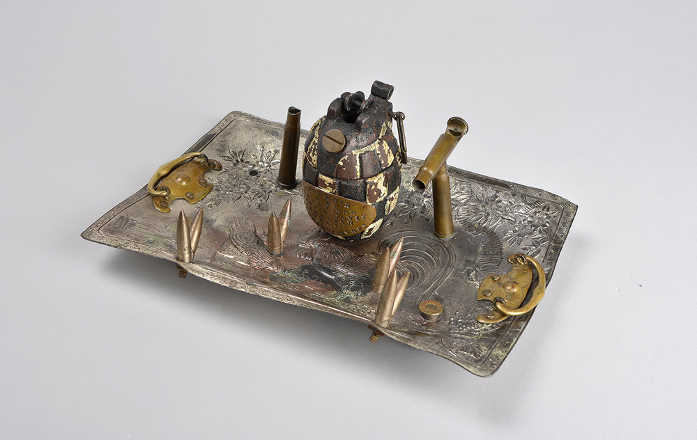 Keepsakes of Conflict - Trench Art and Other Canadian War - Related CraftSeptember 15 - December 31, 2016