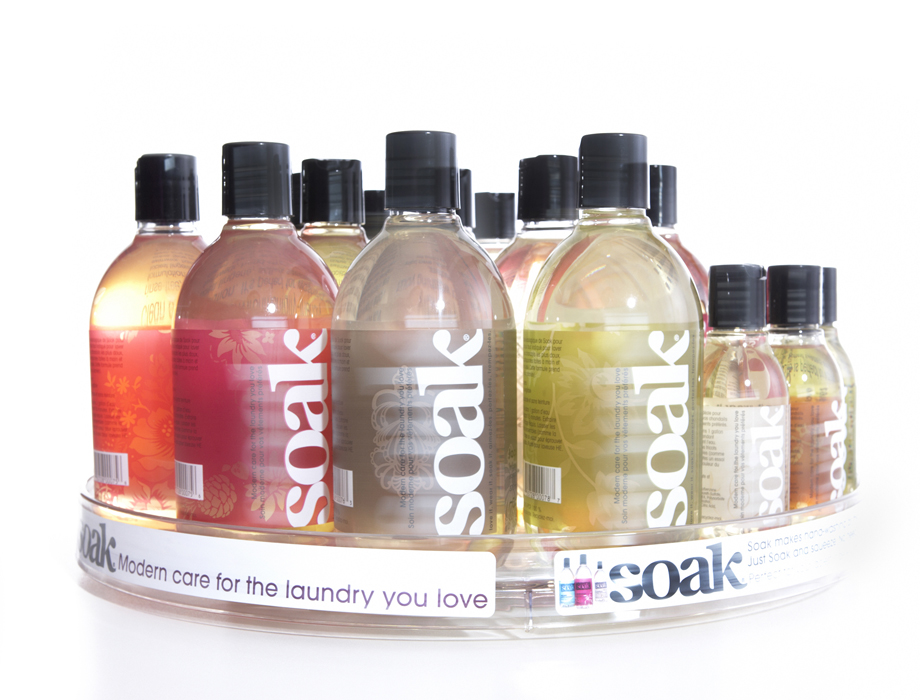 Soak Wash inc