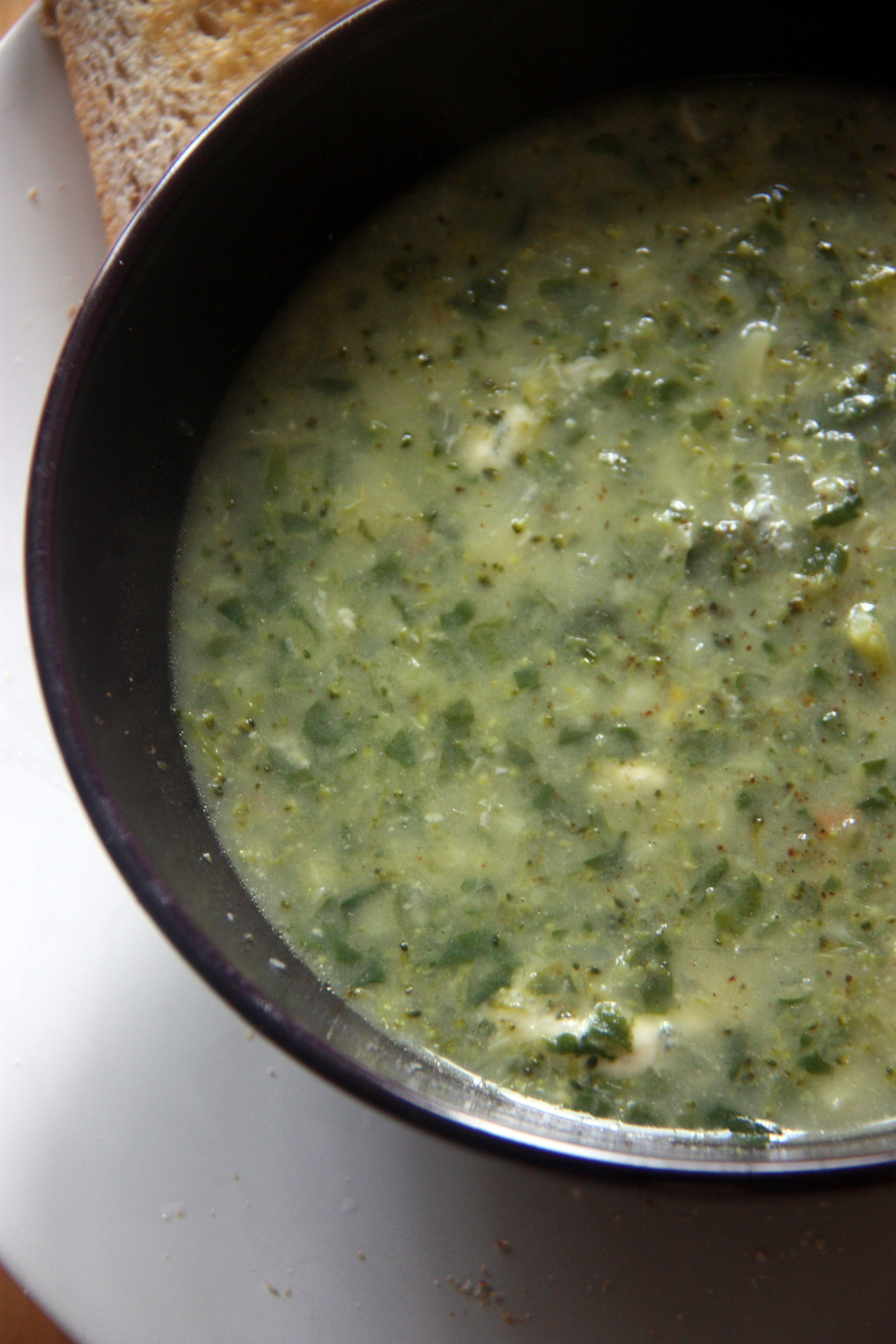Stay tuned for this amazing soup recipe- it was amazing. Did I mention amazing?