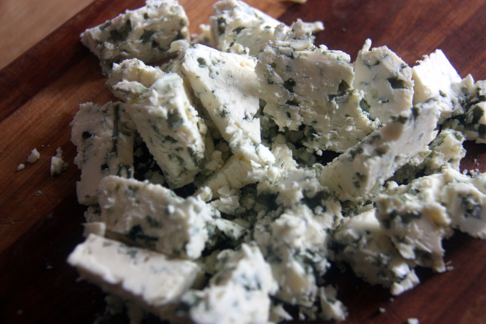 Blue cheese, the craving culprit