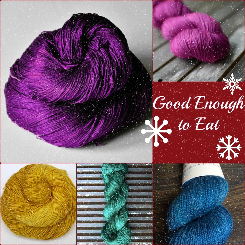 Festive Yarn Roundup