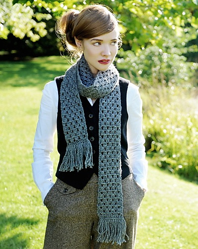 Lacey Scarf by Kai-Helene