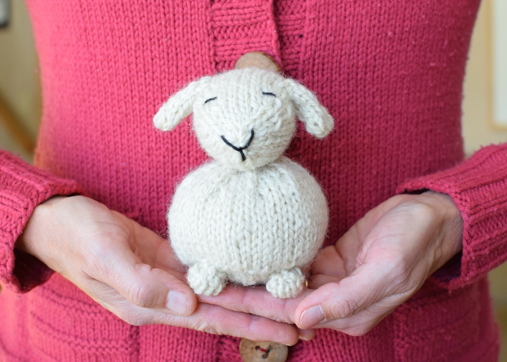 Pattern: Sweet Sheep by Susan B Anderson