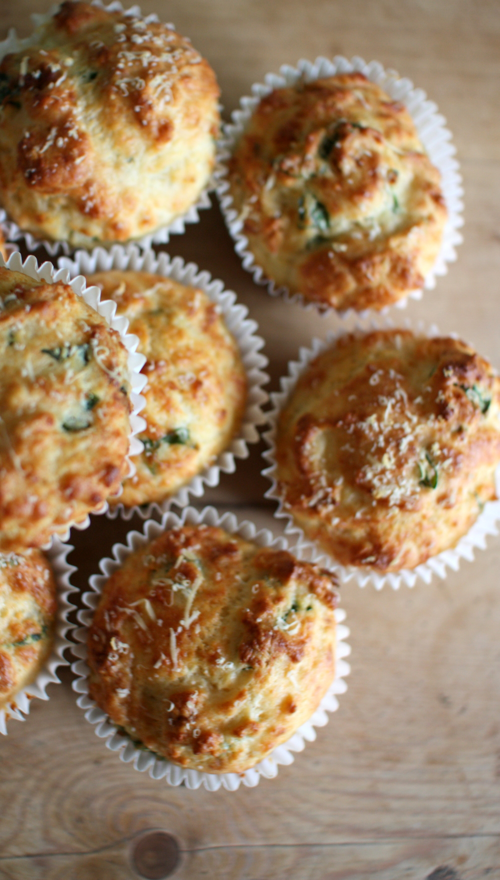 Cheese and Herb Muffins are featured in this month's The Simple Things magazine