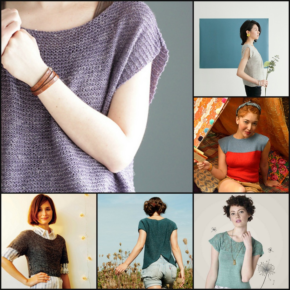 knitted tees round up