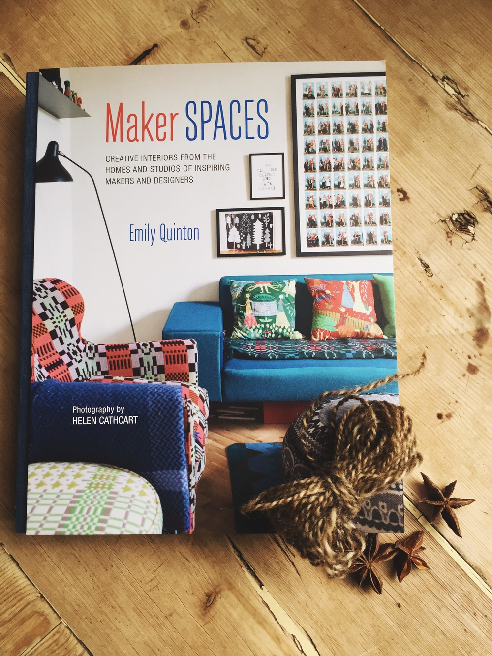 Maker Spaces by Emily Quinton