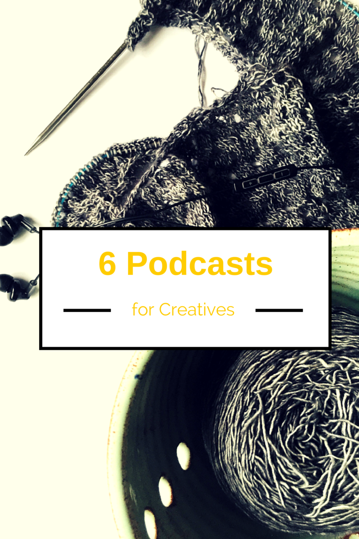 6 podcasts for creative souls