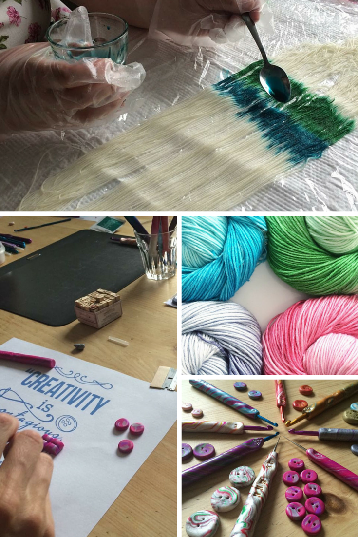 Feature: Devon Sun Yarns & Creative Identity