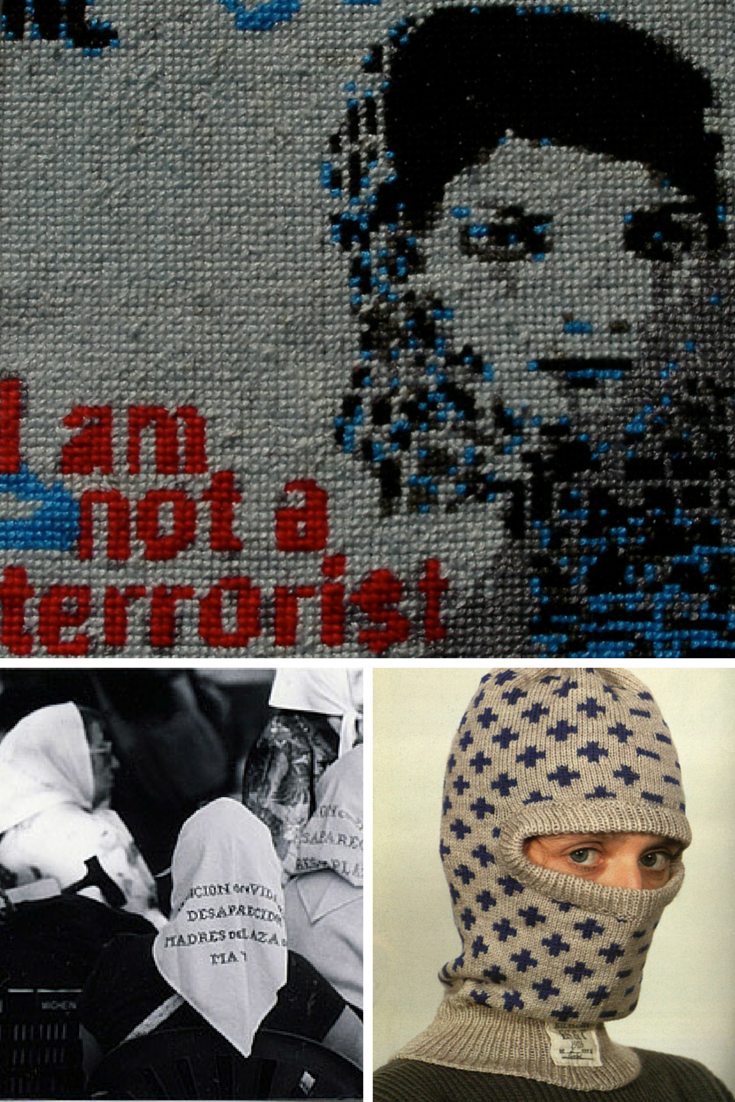 Craftivism collage