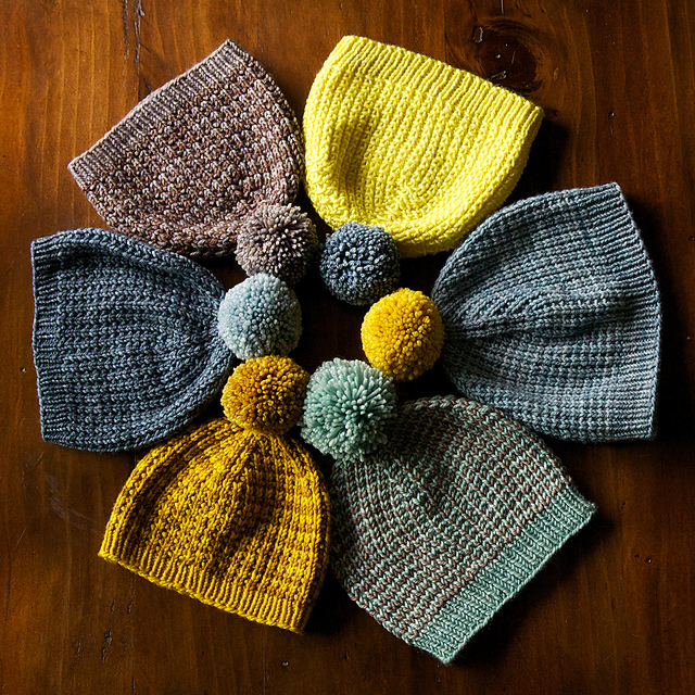 Bumble by Tin Can Knits