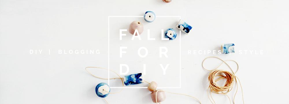 Fall for DIY